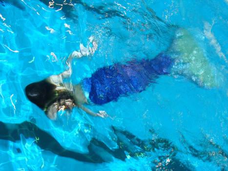 Aquata under water