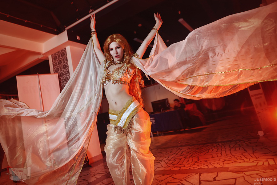 Marishka cosplay. Van helsing by Nemu013