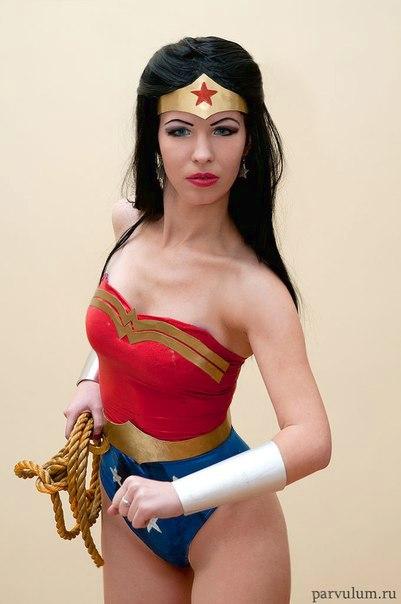 Wonder Woman Justice League by Nemu013