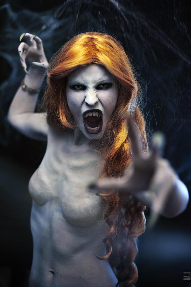 Marishka Gargoyle cosplay by Nemu013