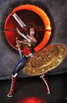 Injustice cosplay Wonder Woman