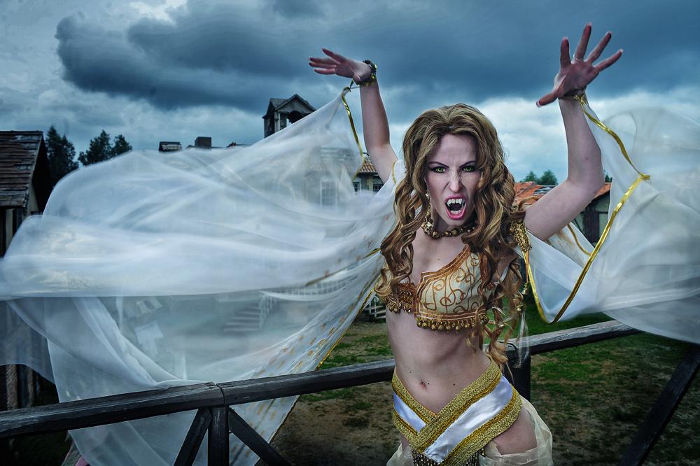 Marishka cosplay from Van Helsing by Nemu013Van Helsing Brides Marishka