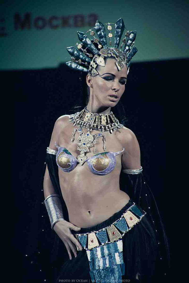 Akasha Queen Of The Damned Cosplay By Nemu013 On Deviantart