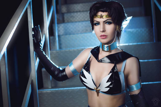 sailor star fighter cosplay