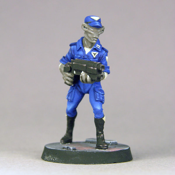 Security Officer by Patrick-K