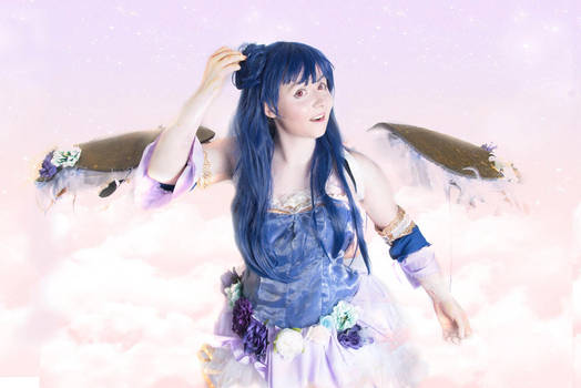 Little Angel Yohane / Yoshiko cosplay - Love Live