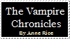 Vampire Chronicles Stamp by Amber-LOTR-FREAK