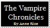 Vampire Chronicles Stamp by Amber-LOTR-FREAK