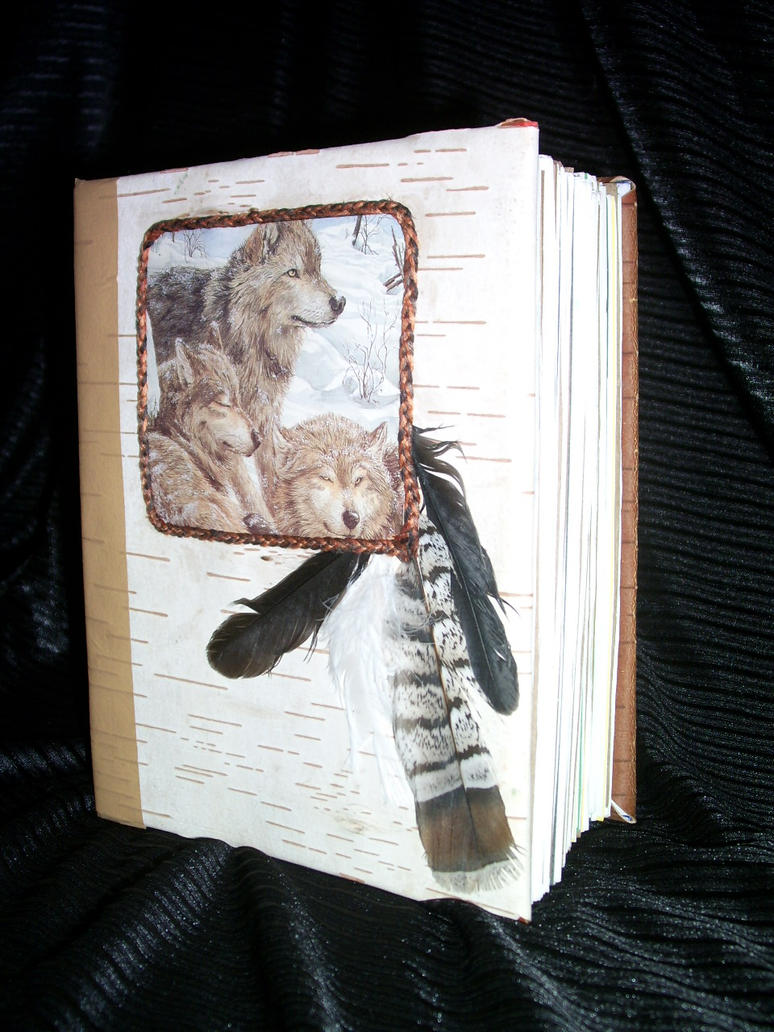 My new journal 2 by S-Isabel