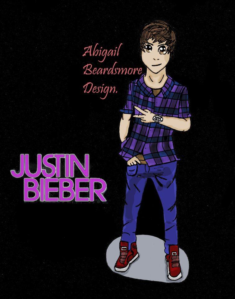 Cute Cartoon Drawings of Justin Bieber Justin Bieber Cartoon by