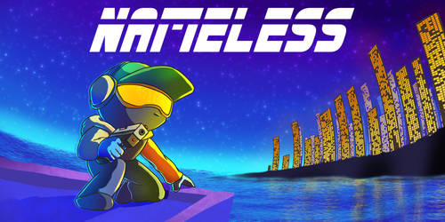 Nameless Videogame Promo Art by wolfwoot