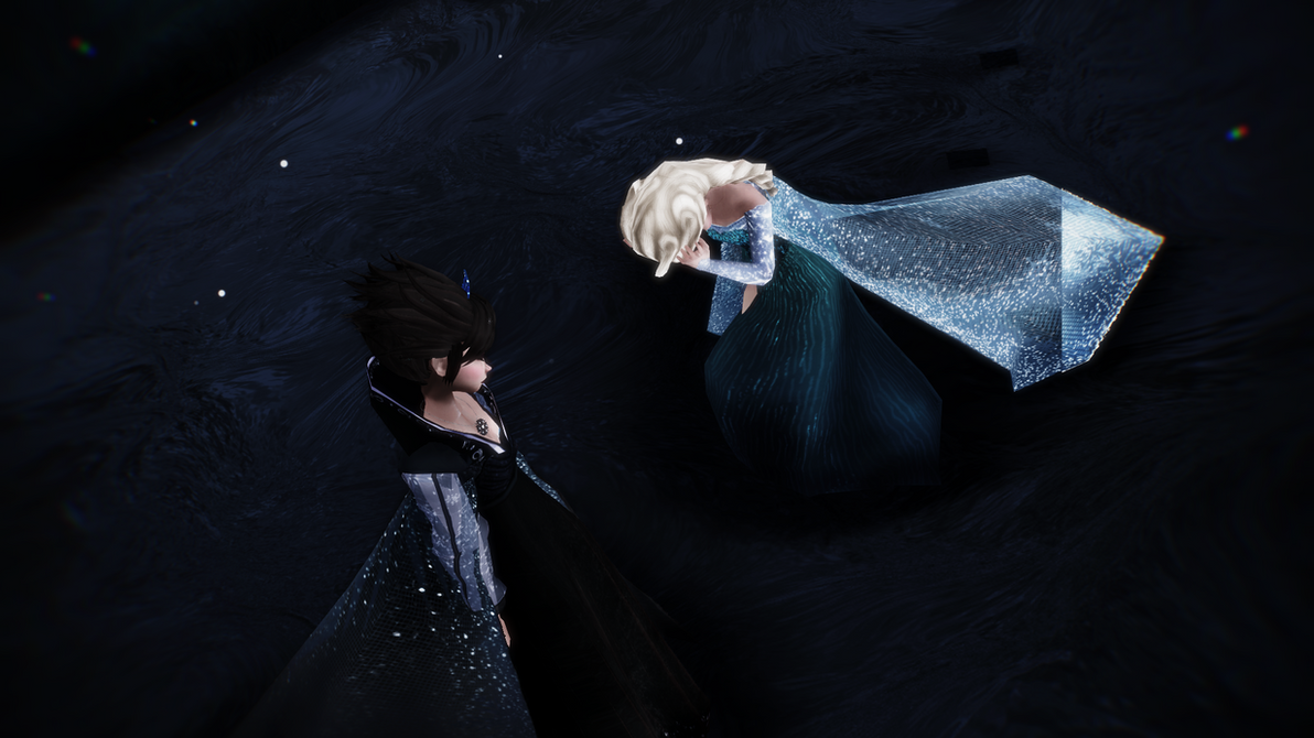 evil elsa edit by - photo #32