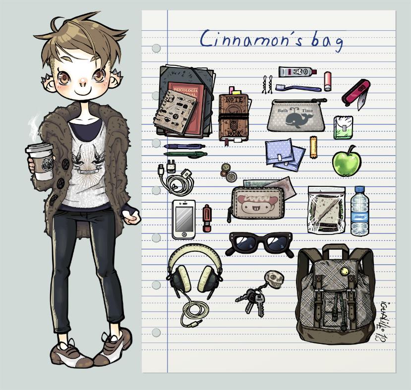 Cinnamon_s bag by igualillo