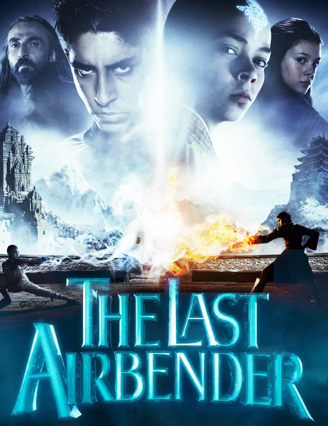 The Last Airbender Posters... by EduLobo on DeviantArt