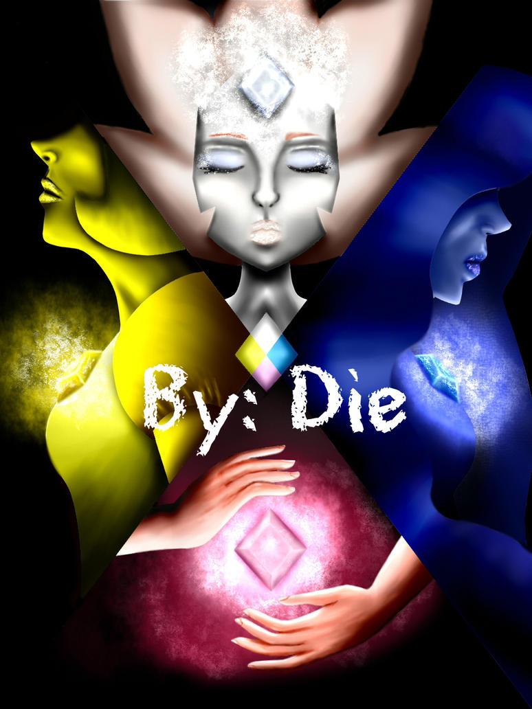 Four Diamonds by Die524