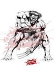 Weapon X_Wolverine fan art