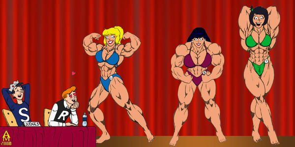 Riverdale Fbb Contest by AlphaCentaurian