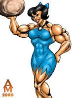 Muscle Rubble by AlphaCentaurian