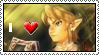 Stamp - I Love Link by LinkFan-GirlClub