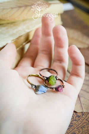 Rings by Strangell
