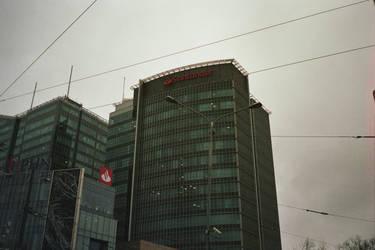 Poznan Financial Centre skyscraper