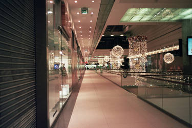 Shopping mall Galeria Malta