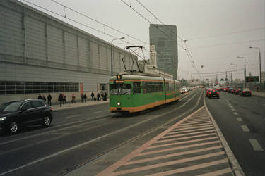 Duwag GT8 tram