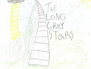 the long grey stairway -cover-