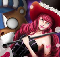 .:Ghost princess:. by kekemango