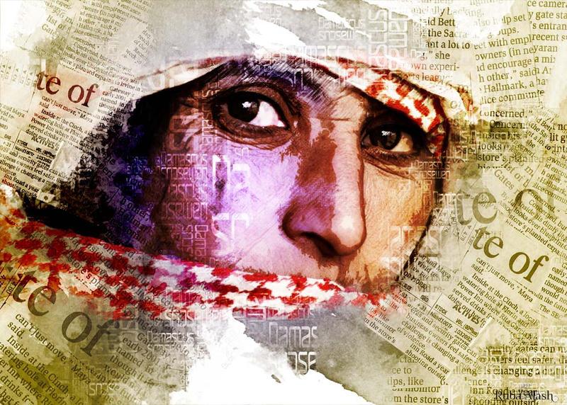 Syrian Woman by dollofroz