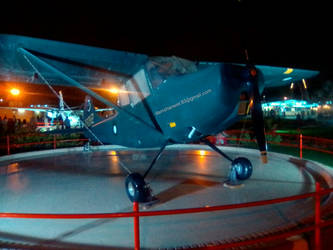 Cessna Bird Dog L-19  by jsf-35