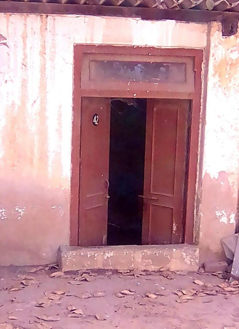 Half Open Door by jsf-35