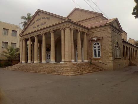 Khaliq Deena Hall