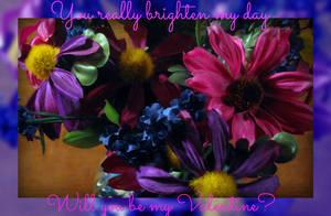 You really brighten my day
