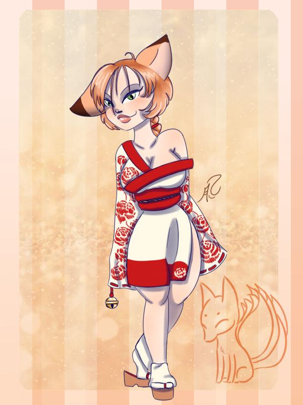 Shrine Fox
