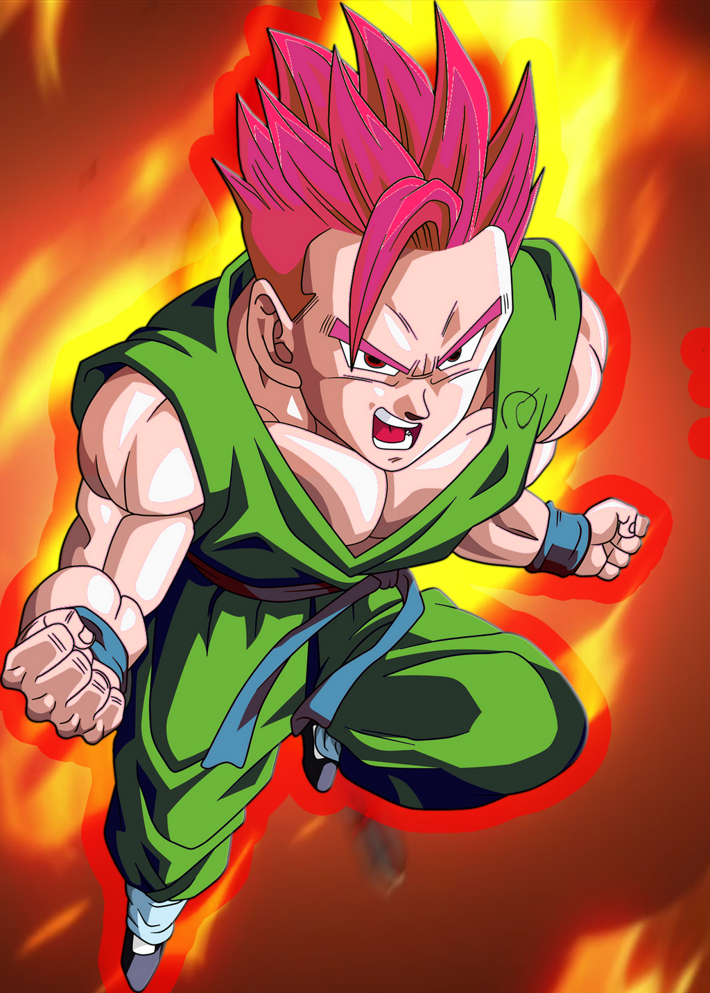 Super Saiyan God Gohan by KrysysDaPro on DeviantArt