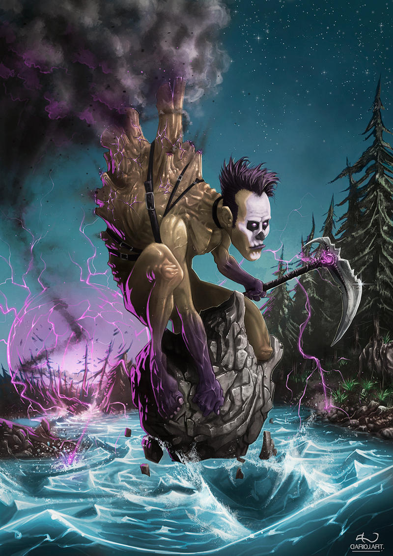 Apocalypse by DarioJart