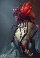 Thrapa Queen. by DarioJart