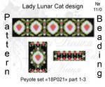 Peyote set 18P021 part 1-3 by LadyLunarCat