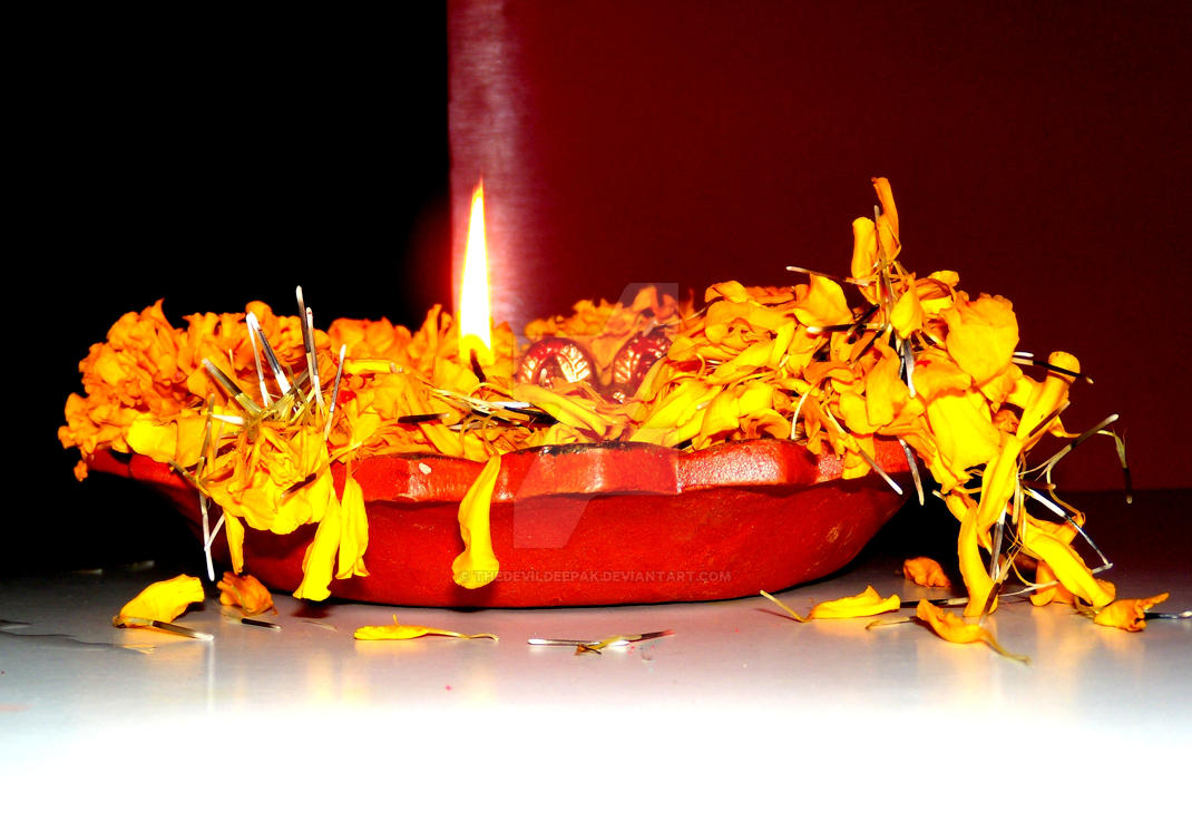 Deepak: A Hope of Life by TheDevilDeepak