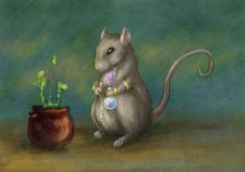 Alchemist by madeliveva