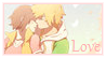Digimon Stamp: TK and Kari 2 by LilSweetKitty