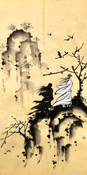 [Sumie] Wei Wuxian and Lan Wangji
