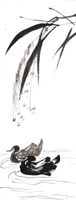 [Xieyi] Ducks
