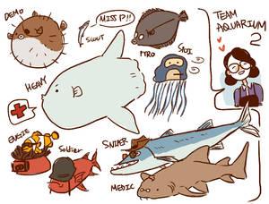Team Aquarium 2