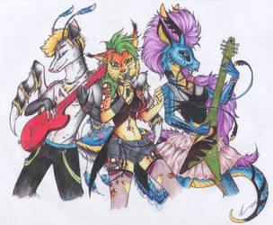 BAND by MeiLaiFong