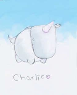 Charlie the Unicorn by Euphoric-Bubble