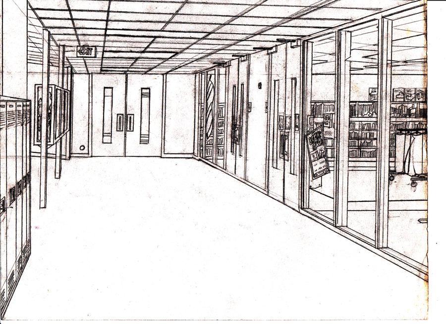 school hallway clip art - photo #47