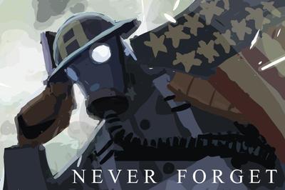 Never Forget by VonToten