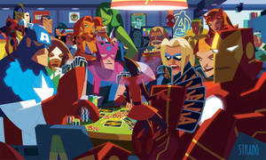 Avengers Ante Up